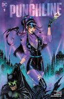 PUNCHLINE #1 (DAWN MCTEAGUE TRADE DRESS EXCLUSIVE VARIANT) COMIC ~ DC Comics