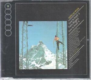 Depeche Mode  CD-SINGLE  Love in Itself    ©   1983 / 1991