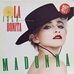 "Madonna (Maxi 12"") La isla bonita (1987)"