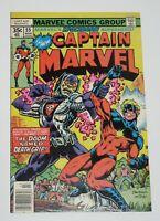 Captain Marvel #55 Death-Grip Appearance 1978 Marvel Comics