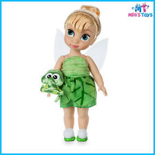 """Disney Animators' Collection Tinkerbell 16"""" Doll Toy brand new in box"""