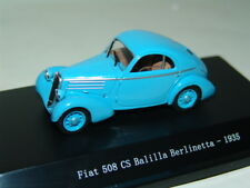 FIAT 508 CS BALILLA BERLINETTA 1935  1:43 STARLINE