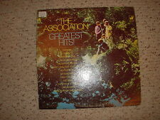 THE ASSOCIATION - GREATEST HITS - LP - WS 1767