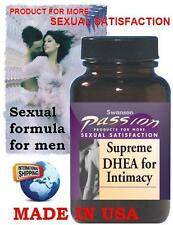 SUPREME DHEA FOR INTIMACY w/Avena Sativa - 45 Tablets - Sexual formula for men