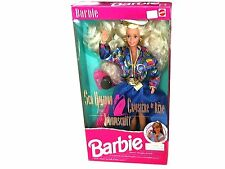 Mattel Barbie - 1992 - Sea Holiday - Barbie -  Doll -  Number 5471