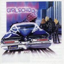 Girlschool-Hit and Run CD NEUF