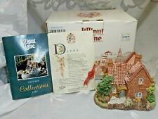 Lilliput Lane 1991 Witham Delph English Coll Cottage House Sculpture In Box