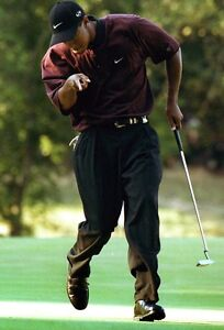 {24 inches X 36 inches} Tiger Woods at Valhalla Poster #1 - Free Shipping!