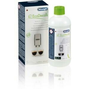DeLonghi DEL EcoDecalk 500ml Entkalker (5513296041) Kaffemaschine ESAM Neu OVP