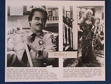 "Original Press Promo Photo - 10""x8"" - Burt Reynolds & Dolly Parton- 1982"