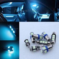 Ice Blue 20 LED Interior Canbus Light Kit For BMW 5 Series E39 525i 28i 530i M