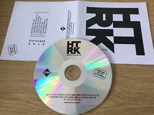 Cd Promotional album- HTRK- Nostalgia