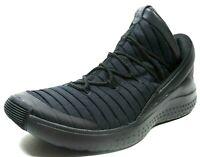 Nike Air Jordan Flight Luxe 919715 011 Basketball Mens Shoes Black Sneakers