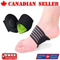 Arch Foot Support Decrease Plantar Fasciitis Pain Correction Night Foot Care CA