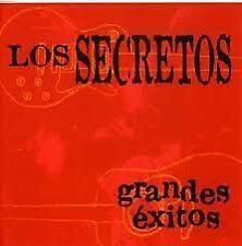 """CD LOS SECRETOS """"GRANDES EXITOS SECRETOS"""". Nuevo y precintado"""