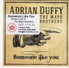 (EM290) Adrian Duffy & The Mayo Brothers, Someone Like You - 2013 DJ CD