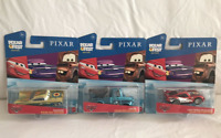 DISNEY PIXAR CARS PIXAR FEST EDITION 2020 NEW Diecast 155 TOKYO DRIFT TOY BUNDLE