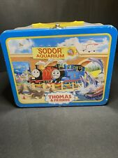 Thomas & Friends Sodor Aquarium Puzzle A Day At The Aquarium In Lunchbox Tin NIB