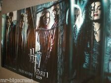 HARRY POTTER & THE DEATHLY HALLOWS, PART 1 - GIANT VINYL BANNER!