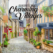 2020 Europe's Most Charming Villages Square Wall Calendar by Paper Pocket