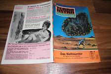 TERRA ASTRA  # 1 -- das WELTRAUMTOR // Marion Zimmer Bradley / DARKOVER 1971