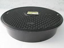 Schachtabdeckung Kanaldeckel Polypropylen DN 400 Modell P400 mit Kindersicherung