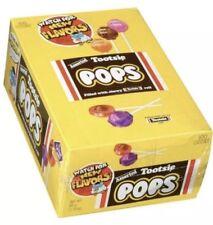 Tootsie Pops 100 Count Assorted Candy Suckers Lollipops Bulk