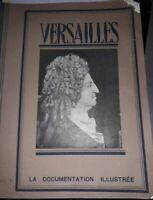 Versailles la documentation illustrée.Nillson . Dédicace de IV
