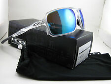 NEW w/ Box Authentic Oakley Triggerman Matte Clear Frost Custom Ice Polarized