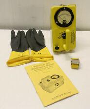 VICTOREEN CDV-720 MODEL 3A RADIATION DETECTOR/GEIGER COUNTER