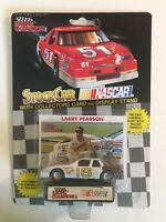 1990 RACING CHAMPIONS - #16 LARRY PEARSON / NO SPONSOR 1:64 NASCAR  BASE