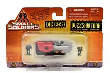 Small Soldiers - Buzzsaw Tank with Chip Hazard & Insaniac Die-Cast Set