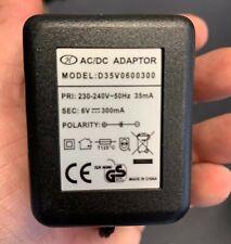 Brandneuer AC/DC Adaptor Model:D35V0600300
