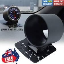 2'' 52mm Single Swivel Gauge Pod Mount Holder Car  Universal Auto Dash Meter Cup