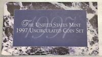 1997 United States Mint Uncirculated Coin Set