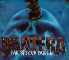 PANTERA Far Beyond Driven CD - New - 2 Disc Digipak + Donnington Live 94  SirH70