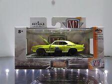 1969 Chevy Camaro Z/28 M2 Machines 1:64 Scale Diecast Car *UNOPENED*