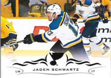 St. Louis Blues - 2018-19 Series 1 - Complete Base Set Team (7)