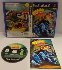 Console Gioco Game SONY Playstation 2 PSX2 PS2 PAL ITALIANO CRASH OF THE TITANS