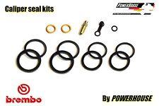 Yamaha XT 660 X 04-14 front brake caliper seal repair kit 2008 2009 2010 2011
