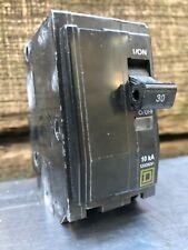 Square D, 2-Pole, 30-Amp,120/240V Plug-In Circuit Breaker QO230