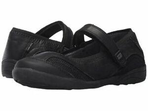 NIB STRIDE RITE Mary Jane Shoes Jules Black 8.5 9 9.5 M W