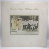 Cheech & Chong's Wedding Album LP Gatefold ODE SP 77025 1974 LP VG+ / VG+