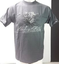 Linkin Park underground DC shoes Men's Gray T-Shirt Rare Hard To Find