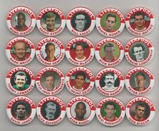 LIVERPOOL  FC LEGENDS  MAGNETS  X 20  SET 9