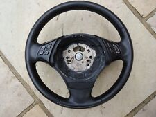 BMW 3 Series 320d 330d 318i 325i 320i E90 E91 Leather Steering Wheel