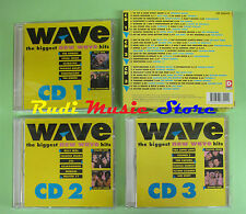 3 CD THE BIGGEST NEW WAVE HITS 1996 SPANDAU BALLET BILLY IDOL CULTURE CLUB (C32)
