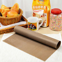Pastry Baking Paper Tray Oven Rolling Kitchen Bakeware Mat Sheet Cl WF