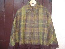 Vintage Mohair Short Cape, Glenrannoch, Scotland