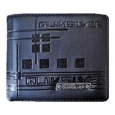 NEW IN BOX Quiksilver Men's Surf Synthetic Leather Wallet Christmas Gift #111